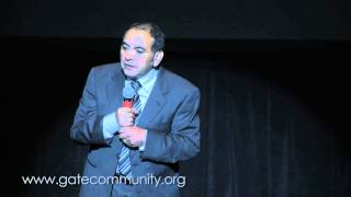 Don Miguel Ruiz shares the story of his Awakening (GATE 2 Event, Beverly Hills, CA)