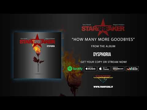 "Starbreaker - ""How Many More Goodbyes"" (Official Audio) Mp3"