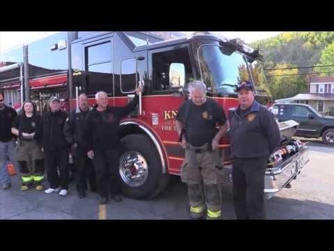 Fire Prevention Week at Berne Knox Westerlo Elementary School