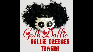 Dollie Dresses For Barbie, Monster High, Bratz, Etc By Gothdollie On Etsy