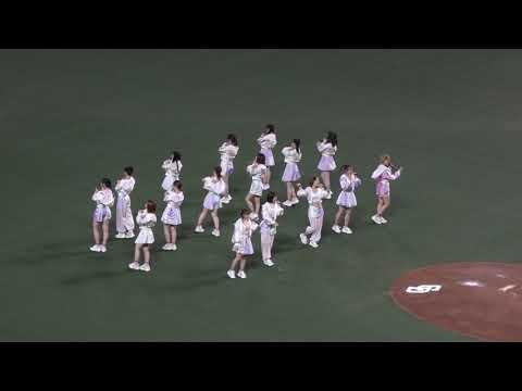19/07/26 夏の竜陣祭2019-1:SKE48登場!試合終了後のミニライブ