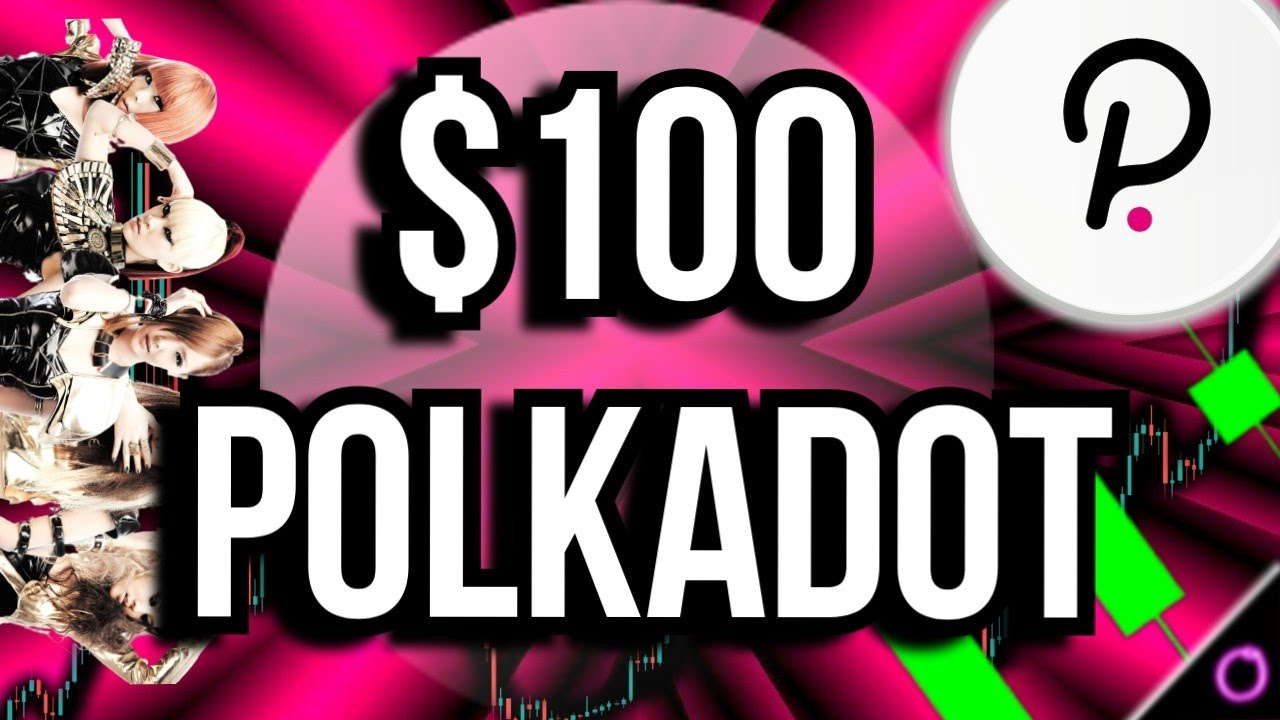 The EXCITING reason Polkadot will Smash $100 in 2021