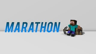 How Fast Can Steve Run A Marathon In Minecraft