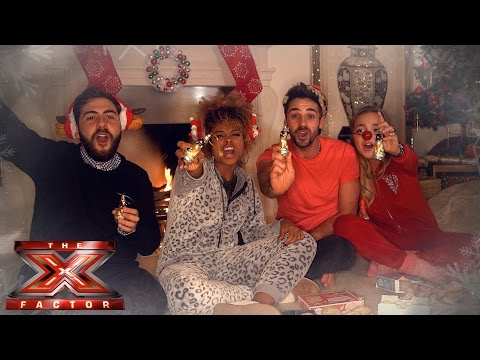 Mr Kipling and The X Factor present The 12 Days of Christmas with lyrics by YOU!