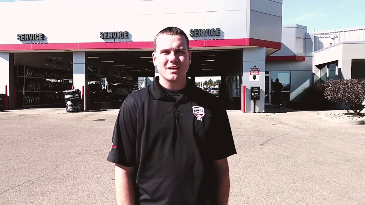 Kings Toyota Service Parts Used Cars Location