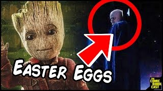 Guardians of the Galaxy Vol.2 Easter Eggs