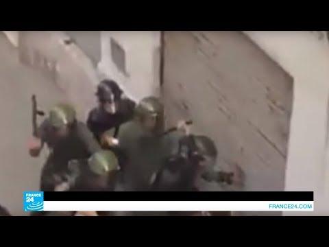 اندلاع صدامات جديدة بين محتجين وقوات النظام المغربية في الحسيمة  - نشر قبل 1 ساعة