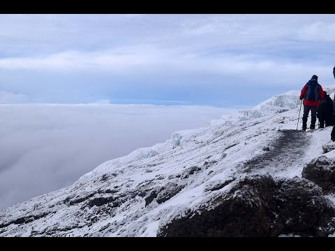 Kilimanjaro, Marangu route, jan 2016
