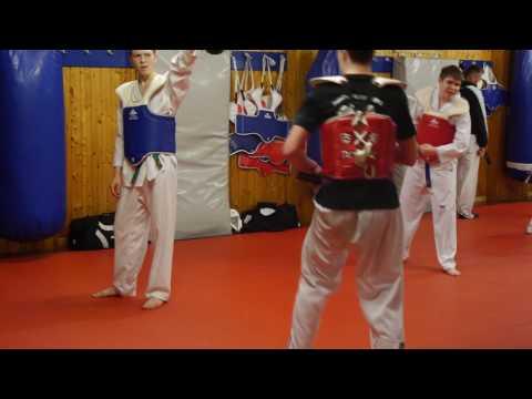 Fight Academy Song Paderborn - Taekwondo