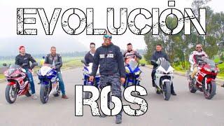 EVOLUCION R6S #FULLGASS