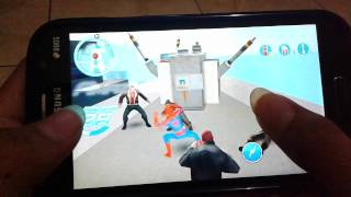 The amazing spiderman 2 on galaxy grand neo