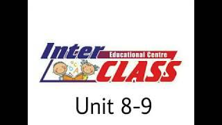 Unit 8-9