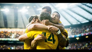 Australian Wallabies World Cup 2015 - Believe