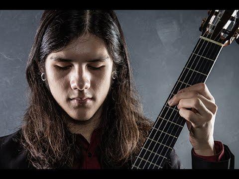 Roberto Granados, 17-yr-old Guitar Virtuoso