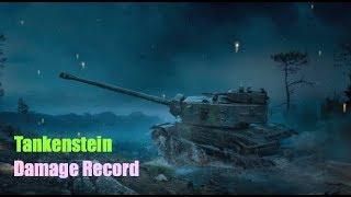 WoT Blitz | Tankenstein Damage Record | North American Server