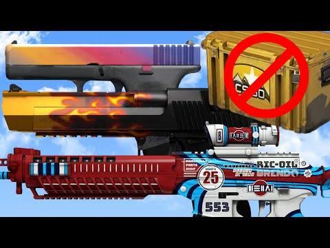 CS:GO - The Drop Loadout! (Best Skins NOT From Cases)