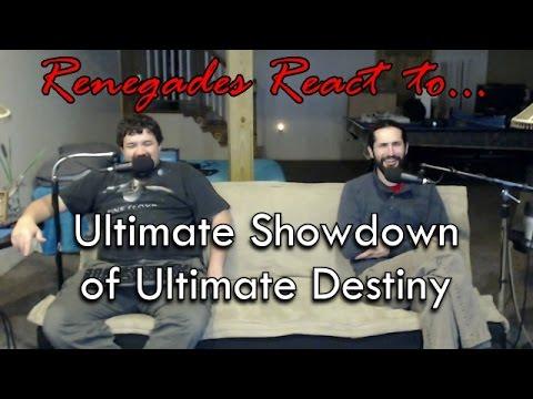 The Ultimate Showdown Of Ultimate Destiny - gamefront.com
