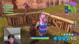 #1 WORST PLAYER WINS HIS FIRST GAME EVER ON Fortnite: Battle Royale subs watch end tho🤦🏾♂️😂