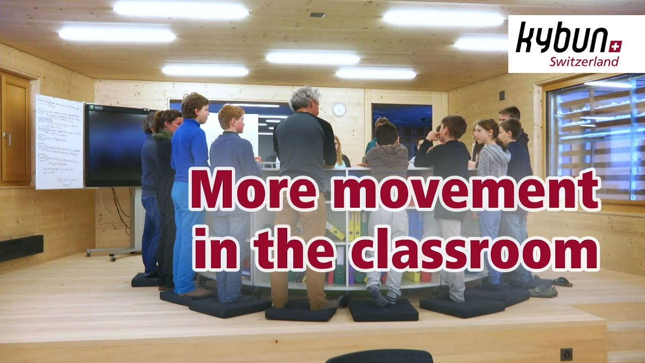 movement in the classroom