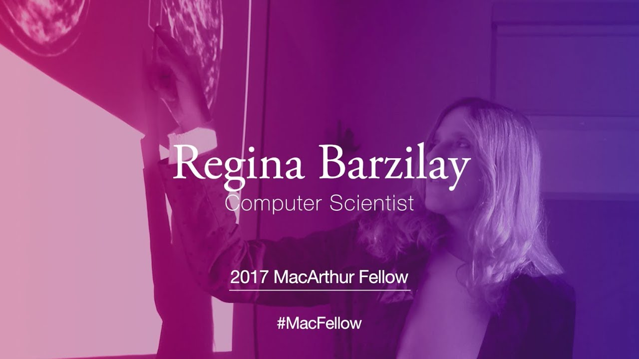 Computer Scientist Regina Barzilay | 2017 MacArthur Fellow ...