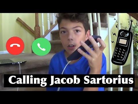 "PRANK CALLING ""Jacob Sartorius"""