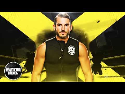 2017: Johnny Gargano 3rd & NEW WWE NXT Theme Song -