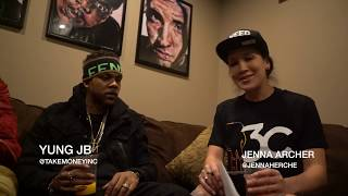 YUNG JB TALKS 'DRUG DEALERS PT 2' | URBANVARIETI