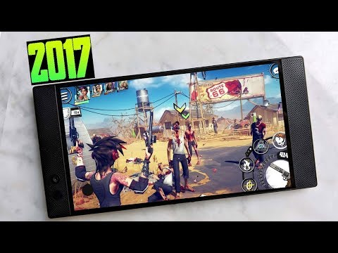 Best Gaming Phones of 2017 - 2018