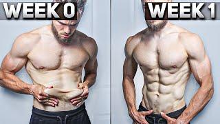pierde belly fat fast 1 săptămână