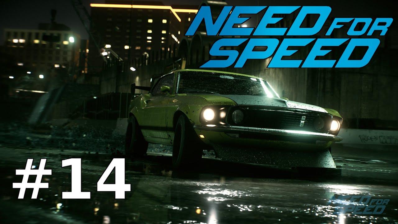 Need For Speed Auf Deutsch