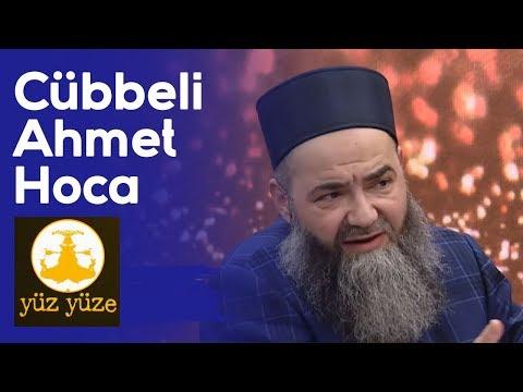 Cübbeli Ahmet Hoca - Ahmet Kasım Han ile Yüz Yüze tv100 Tek Parça Full Bölüm