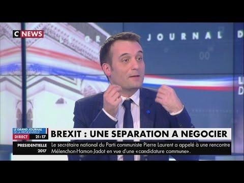 Interview de Florian Philippot (CNEWS, 29/03/17, 20h58)