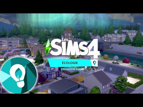 Les SIMS 4 ECOLOGIE - Résumé des nouveautés, Build, CAS
