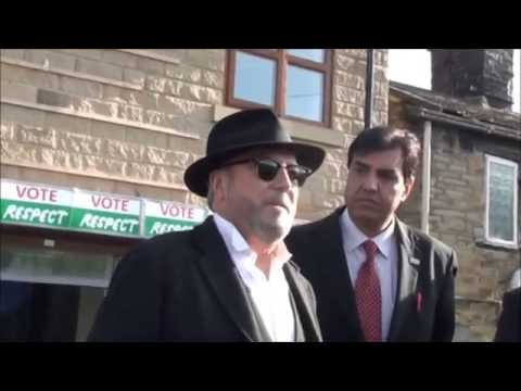 George Galloway MP, Arshad Ali & Mohammed Shafiq Speak in Bradford
