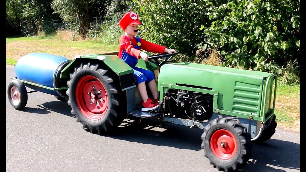 trecker zeichentrick deutsch kinderfilm deutsch traktor kindervideo youtube. Black Bedroom Furniture Sets. Home Design Ideas