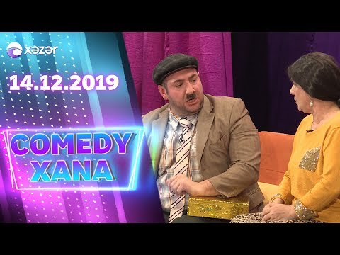 Comedyxana  9-cu Bölüm  14.12.2019