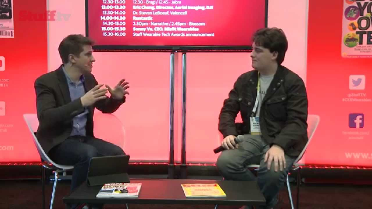 An interview with Palmer Luckey, founder of Oculus VR