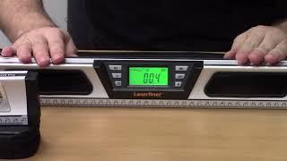 цифровой электронный уровень Laserliner DigiLevel Pro 30, 60