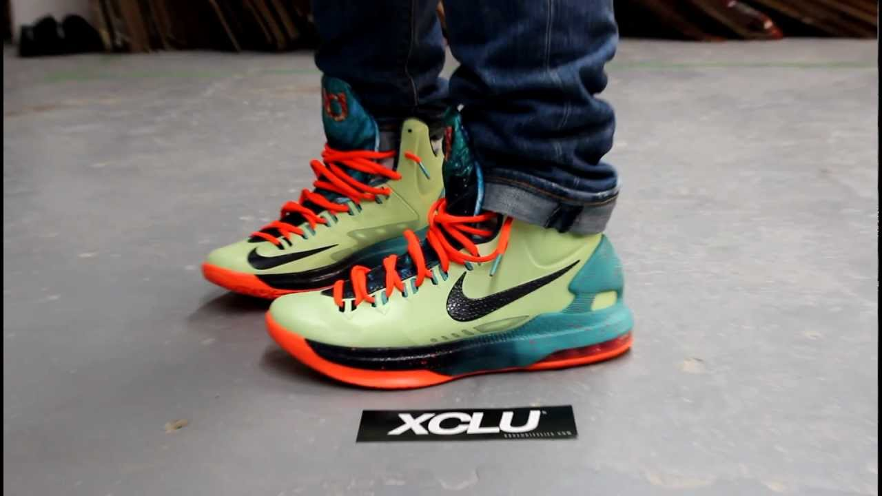 new arrival 19af2 e0fcf KD V All Star
