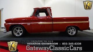 1966 Chevrolet C10 Gateway Classic Cars #796 Houston showroom