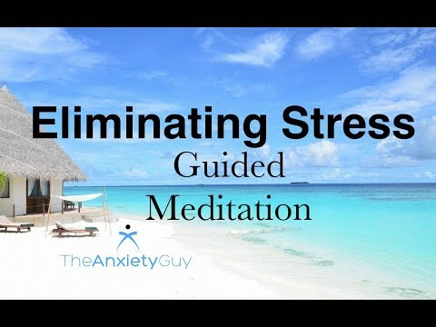 Super Calm Guided Meditation For Eliminating Stress