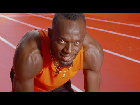 Usain Bolt Invites YOU to London for the World Championships // Omaze