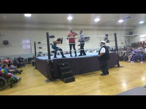 Bryan Laster vs Brandon Xavier