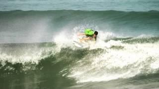 2 - Circuito Santista de Surf hot water