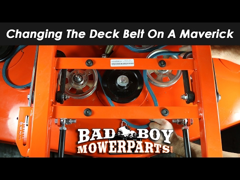 Bad Boy Mower Parts How To Videos Bad Boy Lawn Mower