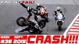 Racing and Rally Crash Compilation Week 36 September 2015