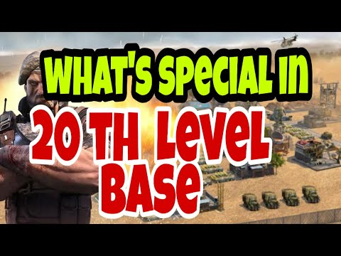 Last Empire War Z Tips And Tricks : What's Special In  Level 20 Base |  Motivation For Beginners |