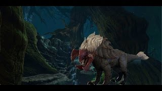 Guild Wars 2 : Heart of Thorns - Juvenile Smokescale Location
