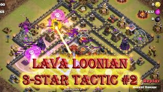 Clash of clans lava hound 3 star attack at max town hall 10 episode 2