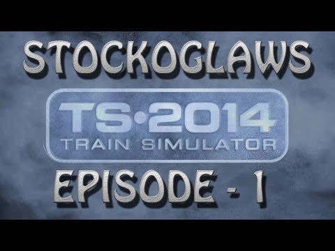 Lets 'Showcase' Train Simulator 2014 - Episode 1